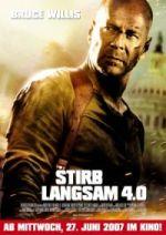 Stirb Langsam 4.0 - Plakat