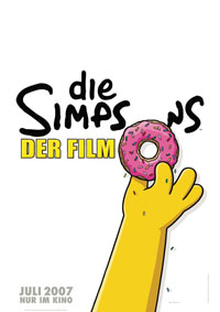 Die Simpsons - Der Film (Plakat) © 20th Century Fox
