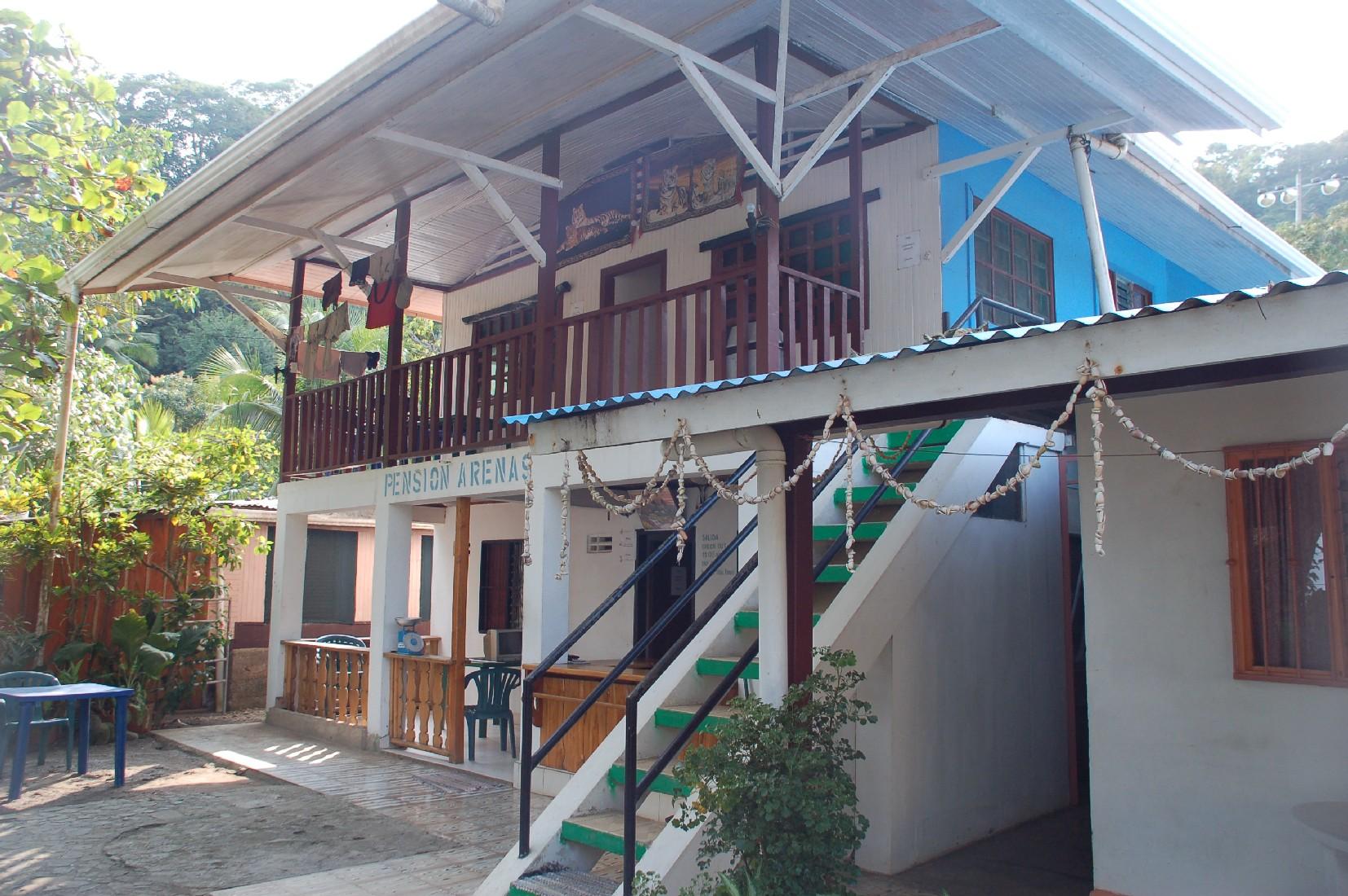 Hostel in Costa Rica