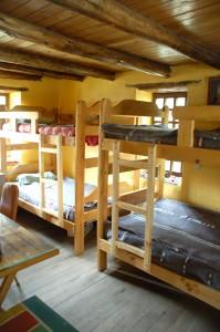 Hostel in Ecuador