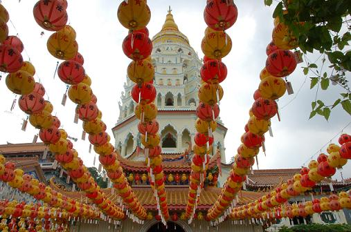 Lok Si Tempel - Penang