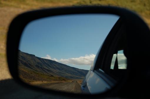 Unterwegs mit dem Auto