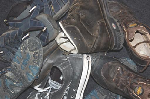 Welches Schuhwerk darfs den sein?