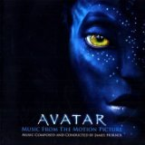 Cover vom Soundtrack zu Avatar