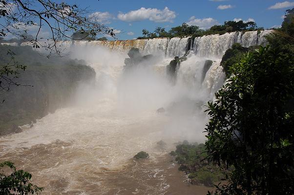 Iguazu von der argentinischen Seite
