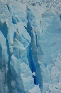 Gletscherfront - Perito Moreno