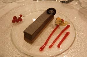 Schokolaen Dessert