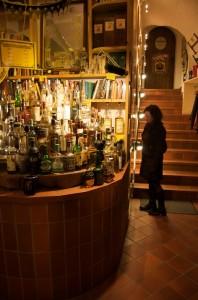 Kostbarkeiten im Whiskykeller der Kyrburg