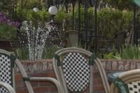 Im Garten vom Pfannkuchenhaus