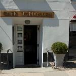 Café Toldboden von außen