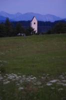 St. Michael in Mittelberg, 1036m über NN