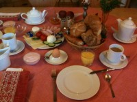 Alles unseres - Frühstück im Haus Anny Schall!