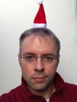 chrjue, weihnachtlich geschmückt