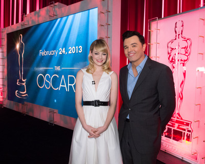 85th Academy Awards, Arrivals, Nomination Announcements