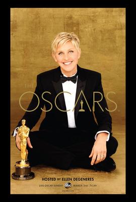 Oscar-2014 mit Ellen DeGeneres
