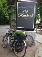 Café Reinhardt in Hamburg Poppenbüttel