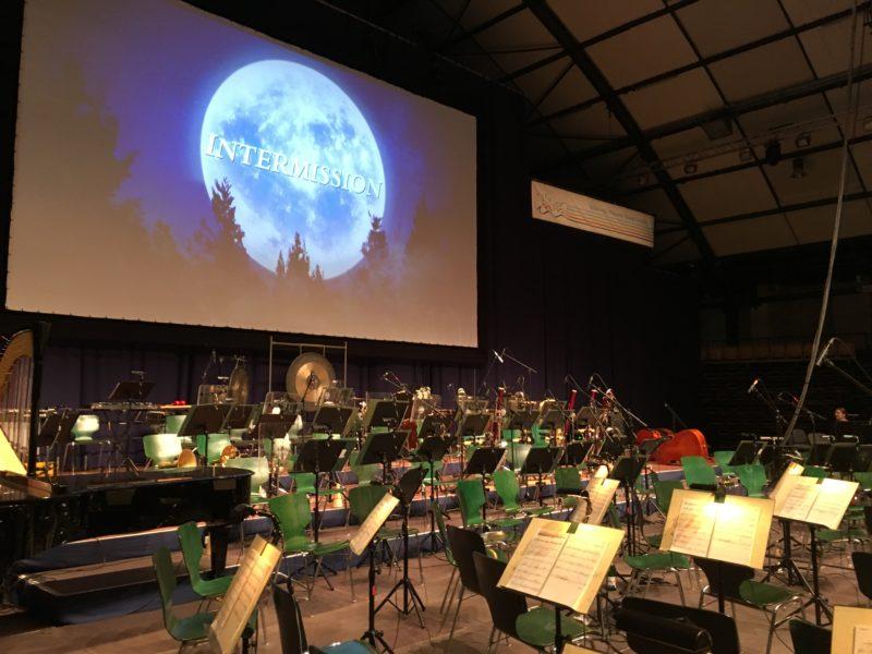 E.T. - Live in Concert